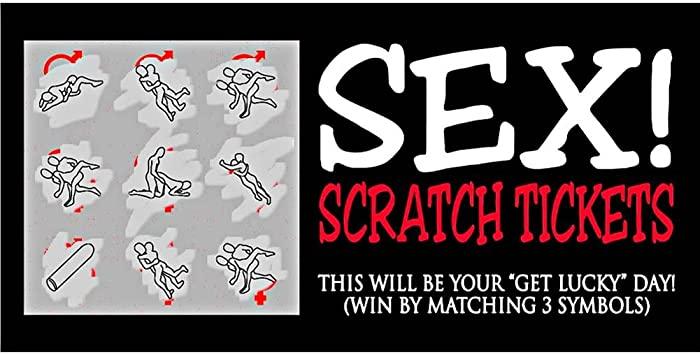 Sex Scratch Cards