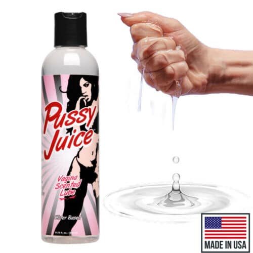 Pussy Juice Vagina Scented Lubricant