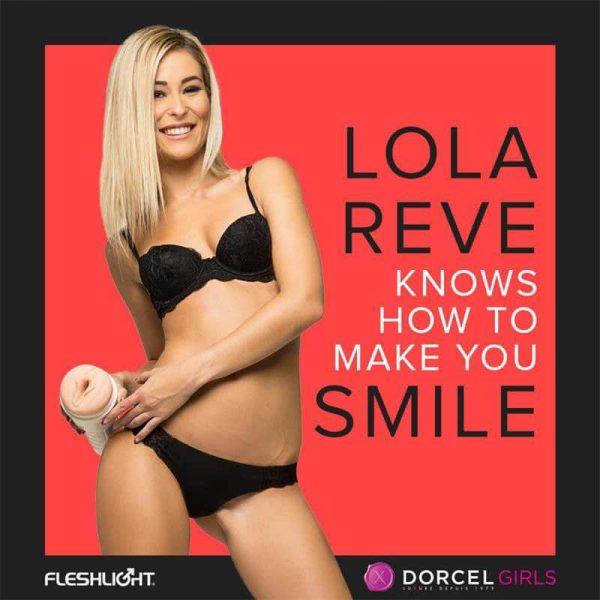 Lola Reve Fleshlight Girl banner