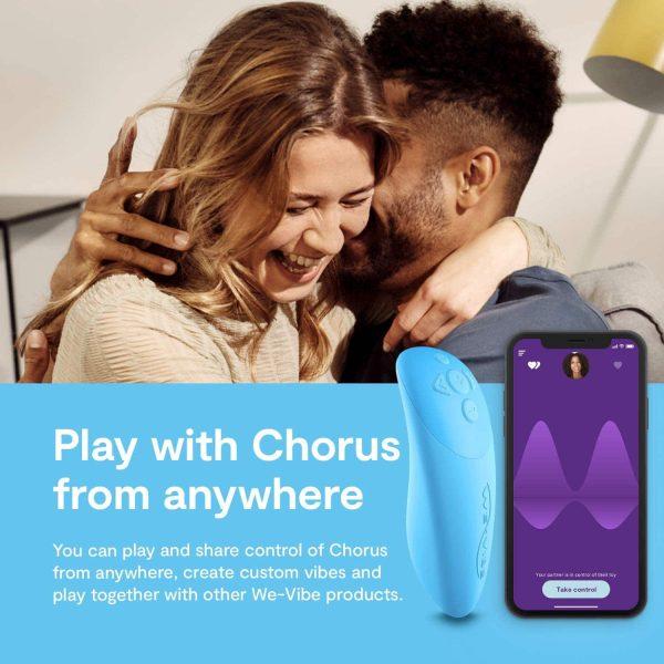 We-Vibe Chorus blue banner
