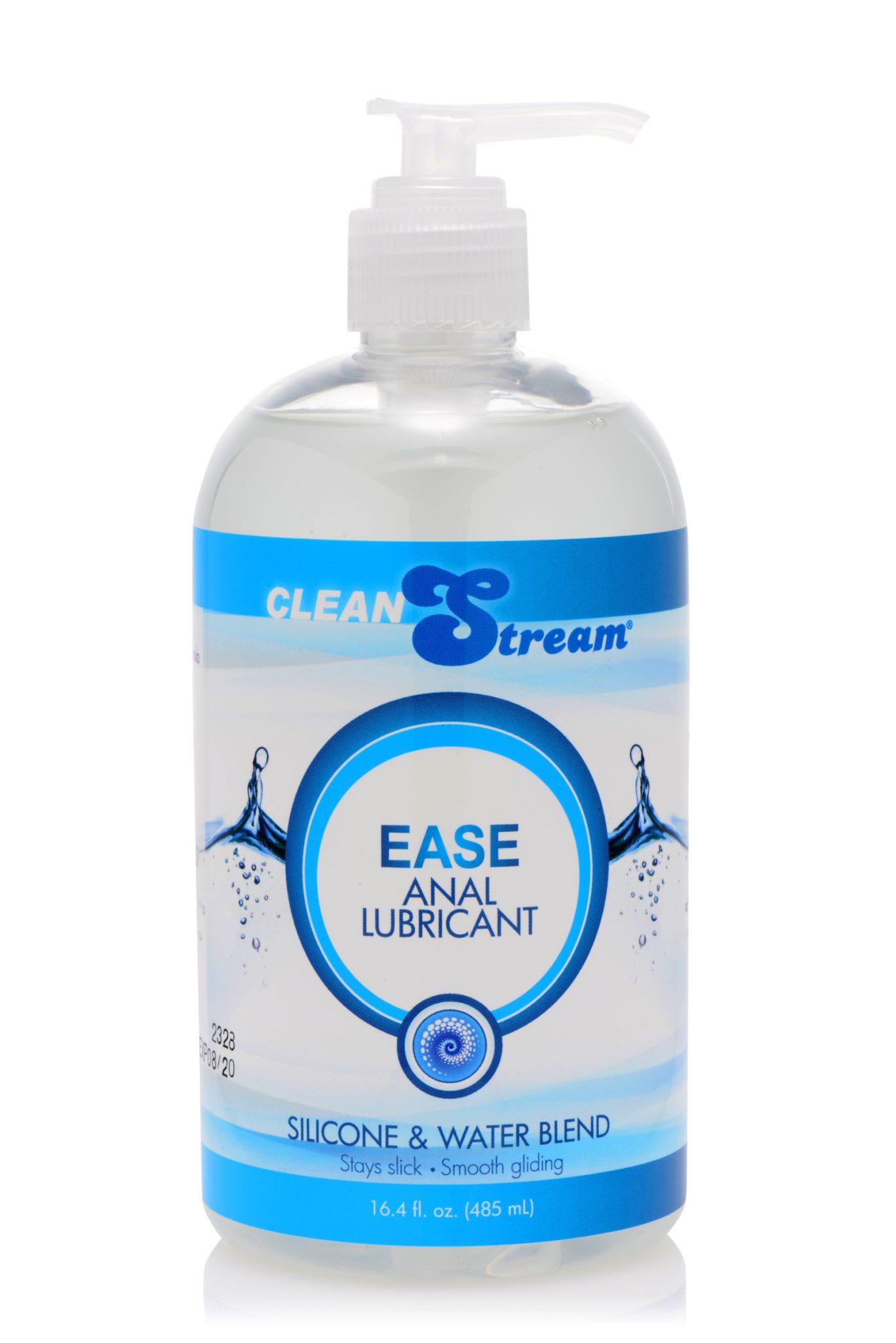 CleanStream Ease Hybrid Anal Lubricant 16.4 oz