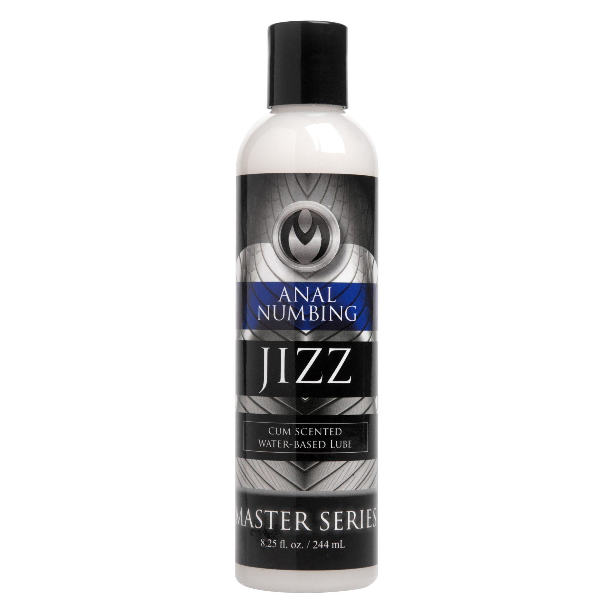 Jizz Cum Scented Desensitizing Lube – 8.5 oz
