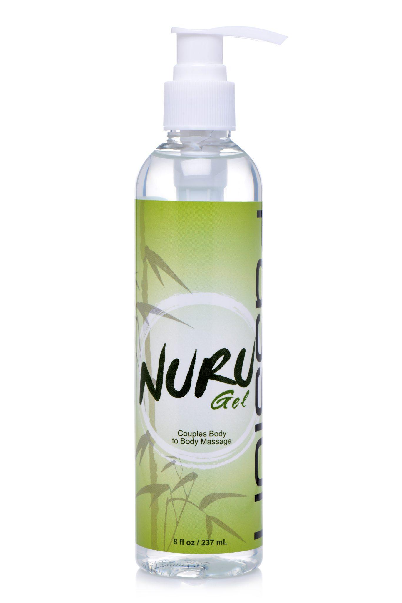 Nuru Couples Body Massage Gel – 8oz