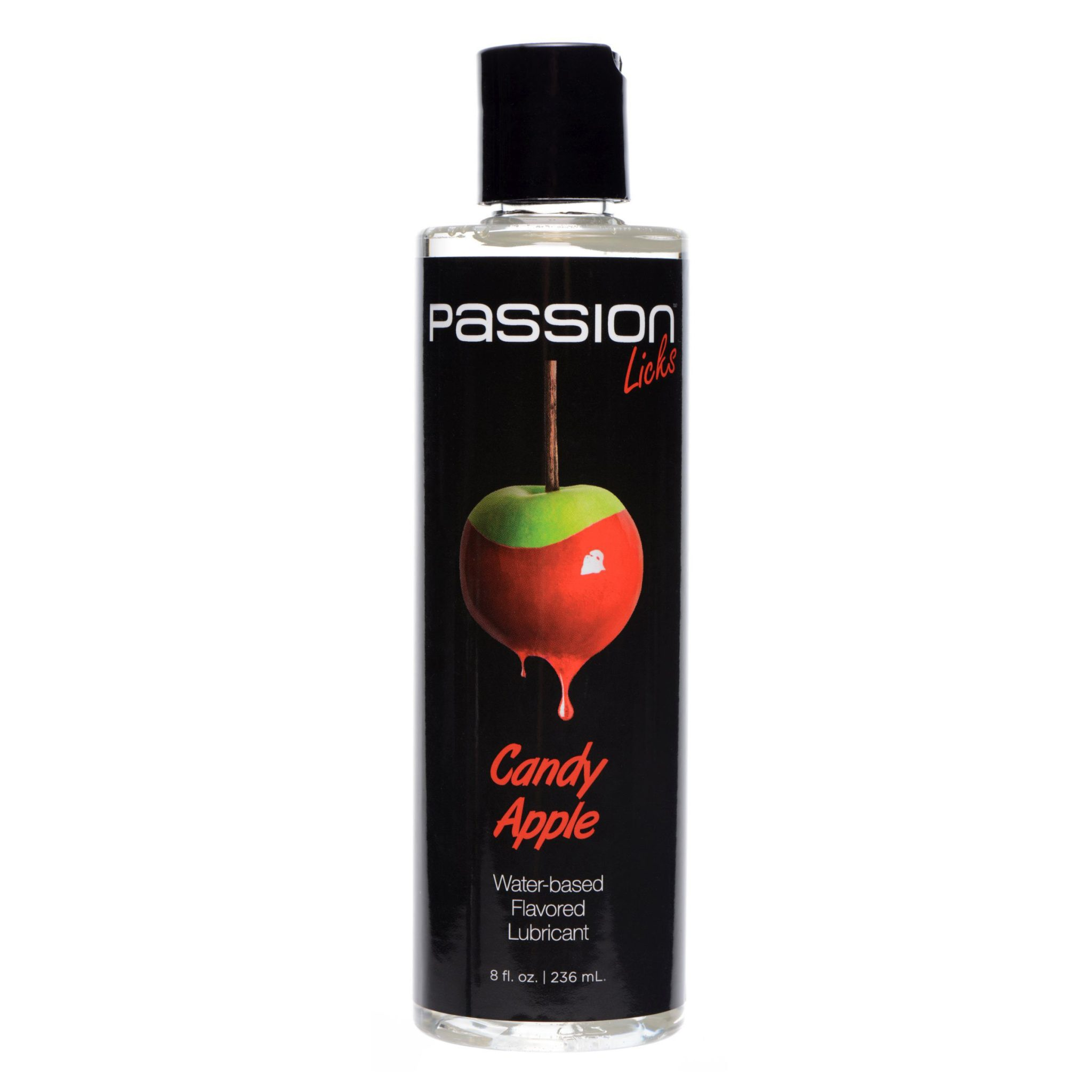Passion Licks Candy Apple Water Based Flavored Lubricant – 8 oz