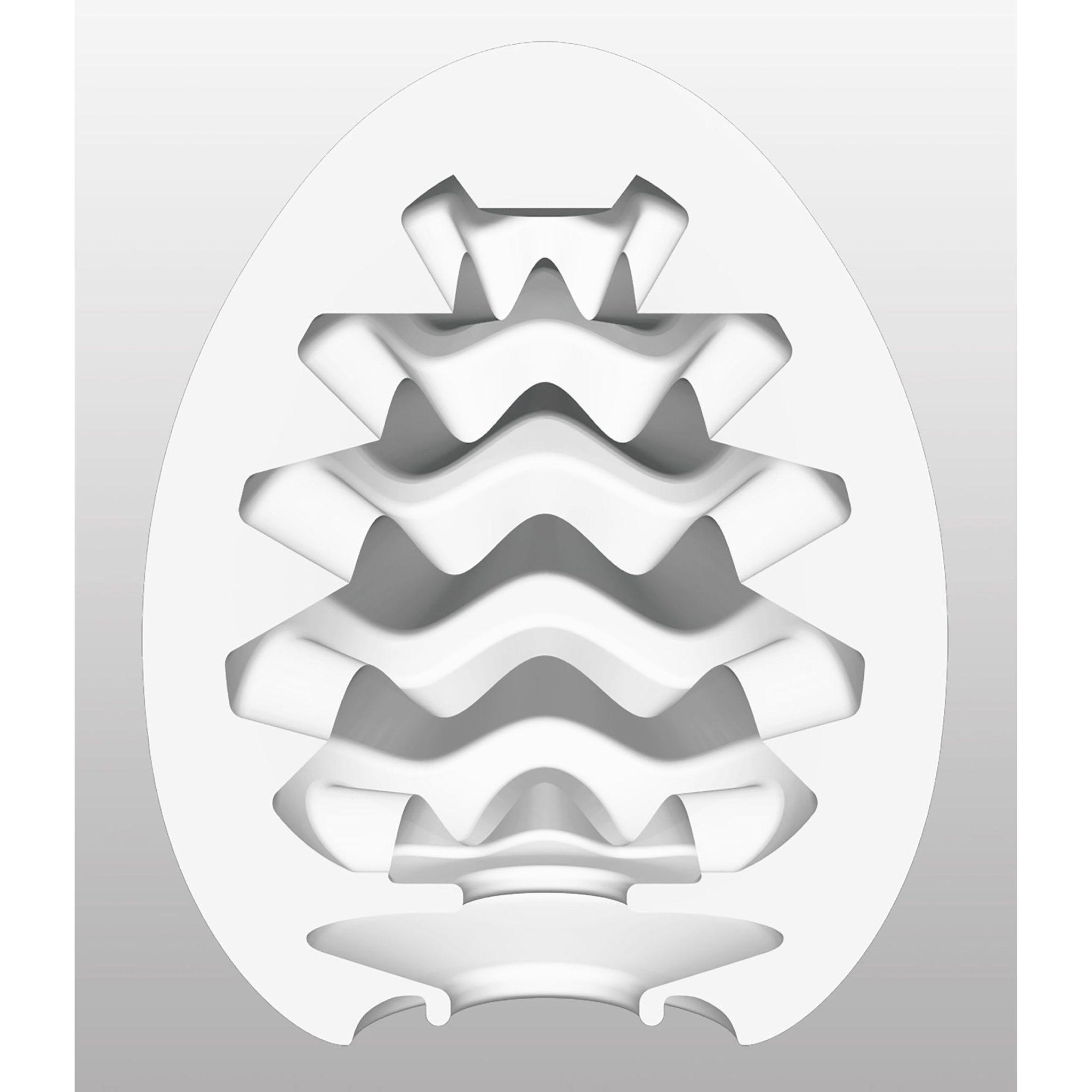 Tenga Egg – Wavy