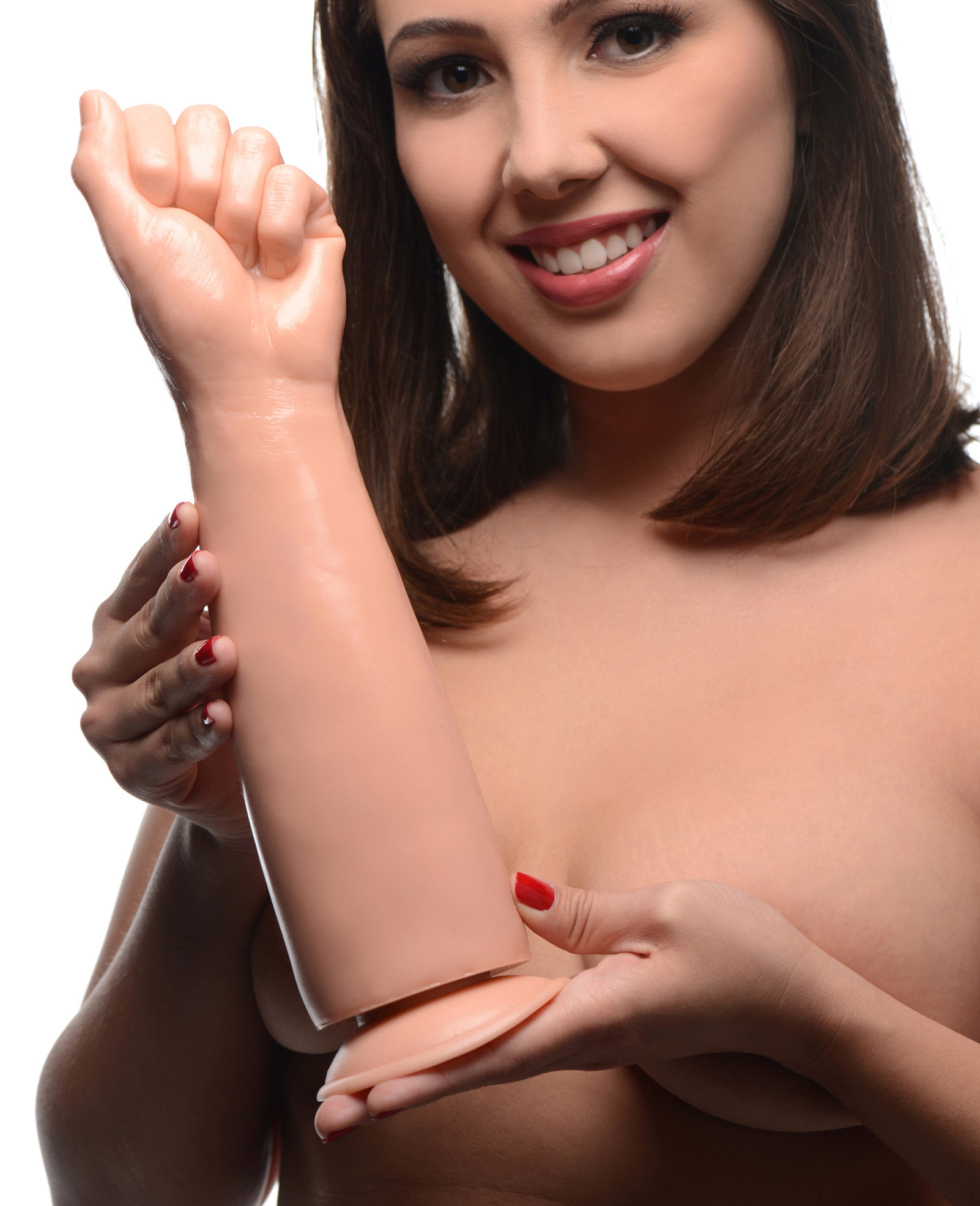 Master Series Clenched Fist Dildo