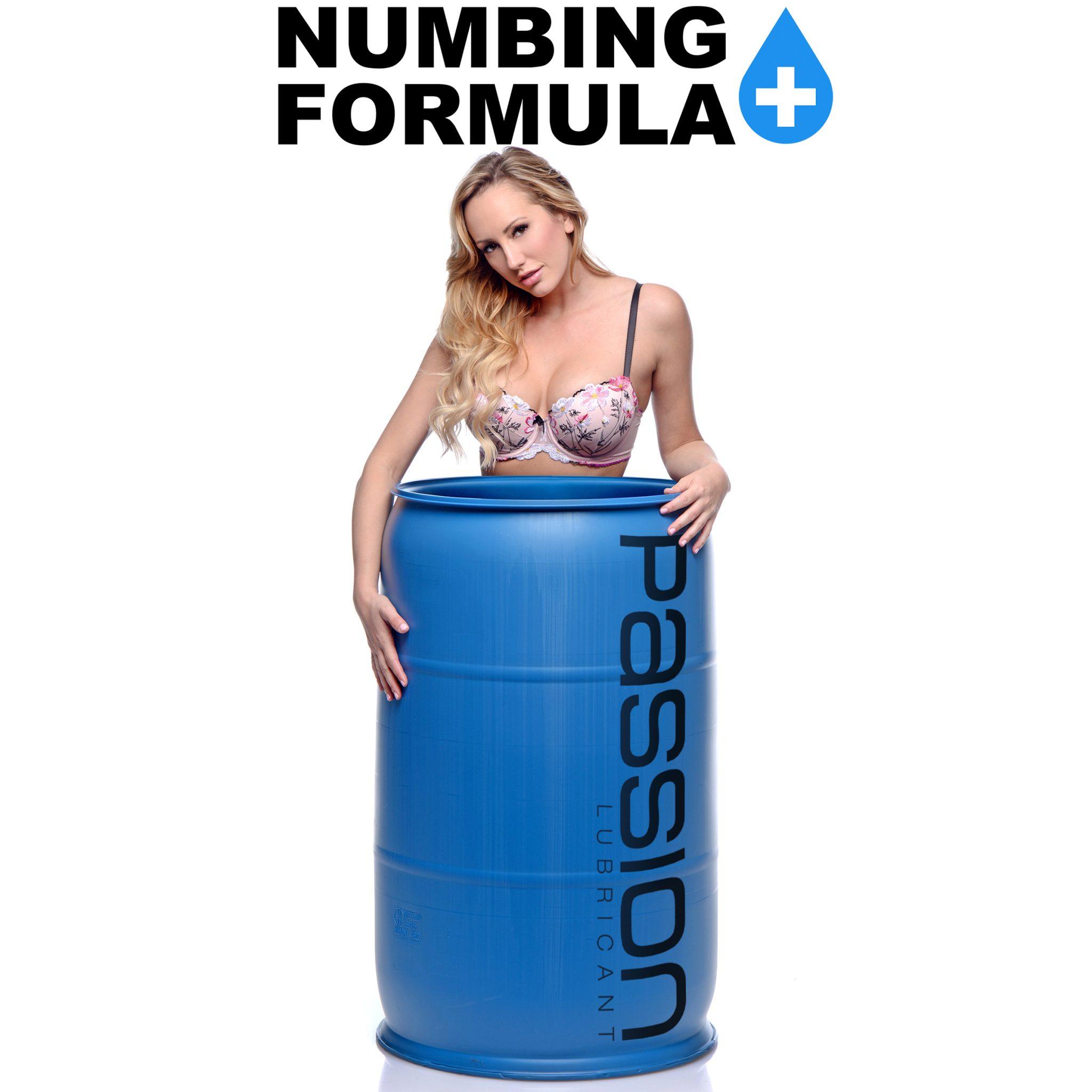 Passion Desensitizing Lube – 55 Gallon Drum