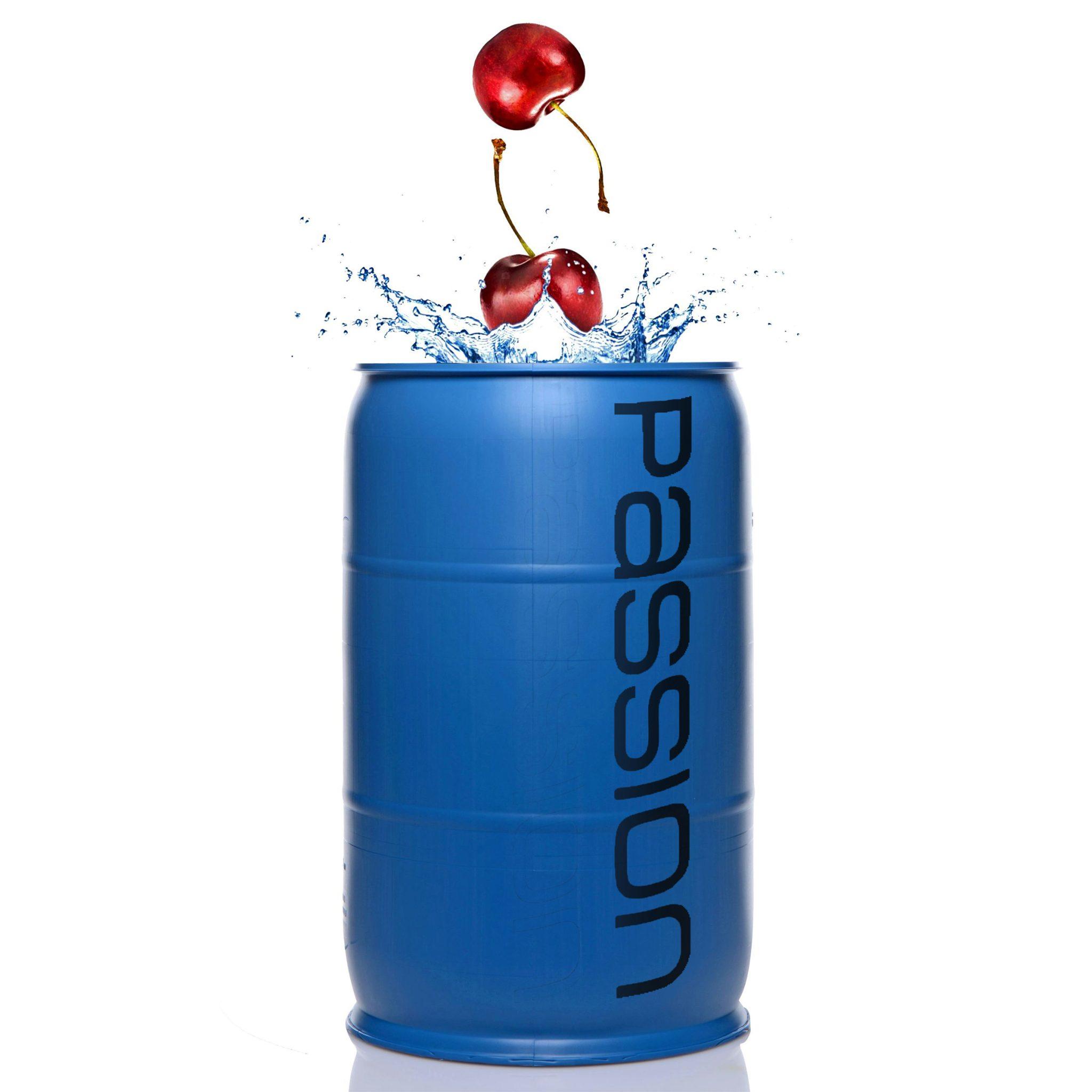 Passion Cherry Flavored Lubricant – 55 Gallon Drum