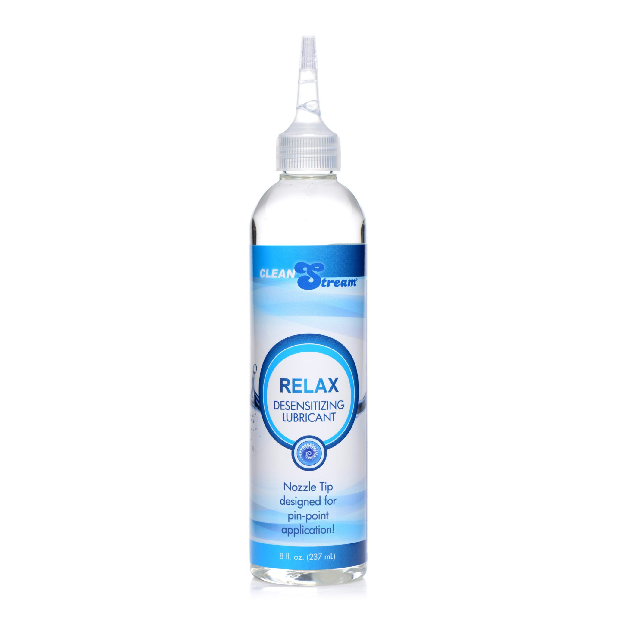 Relax Desensitizing Lubricant With Nozzle Tip – 8 oz.