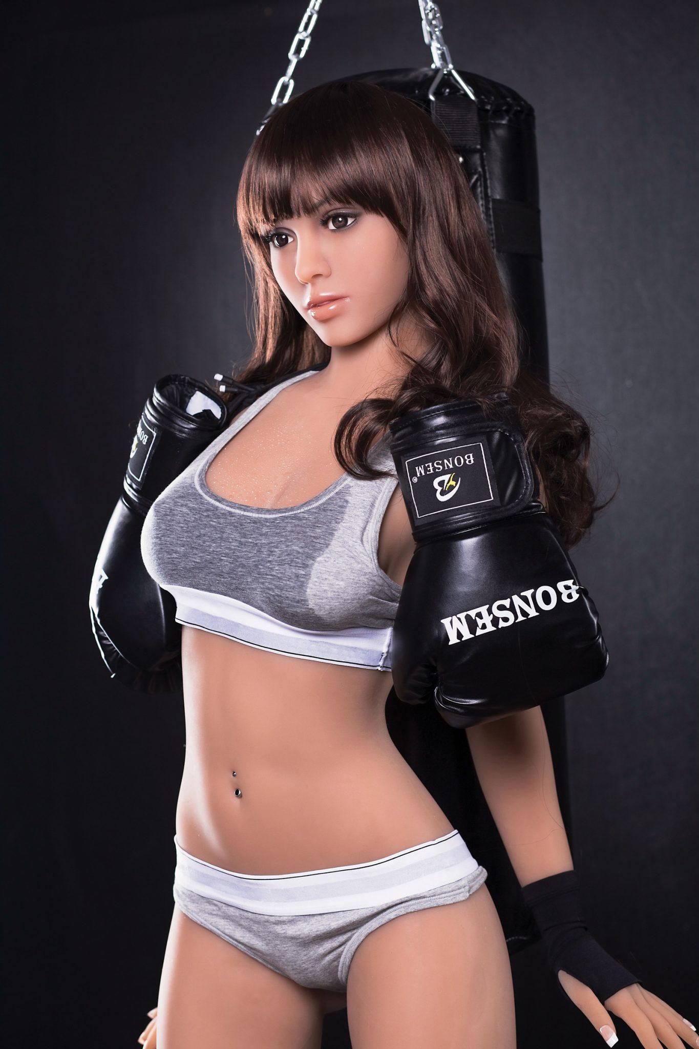 Athletic Alicia Fantasy Love Doll