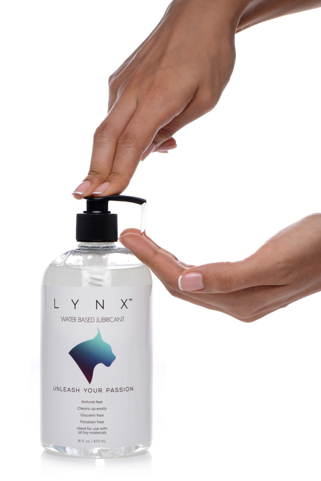 Lynx Water-Based Lubricant – 16oz