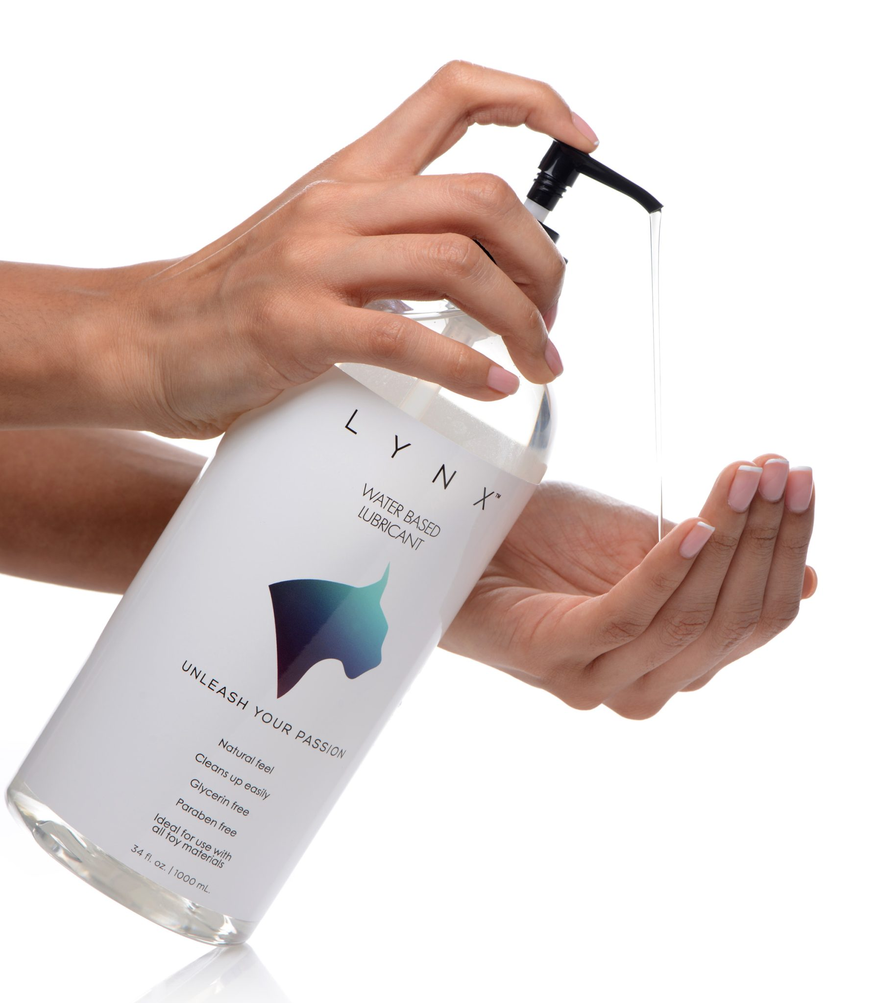 Lynx Water-Based Lubricant – 32oz
