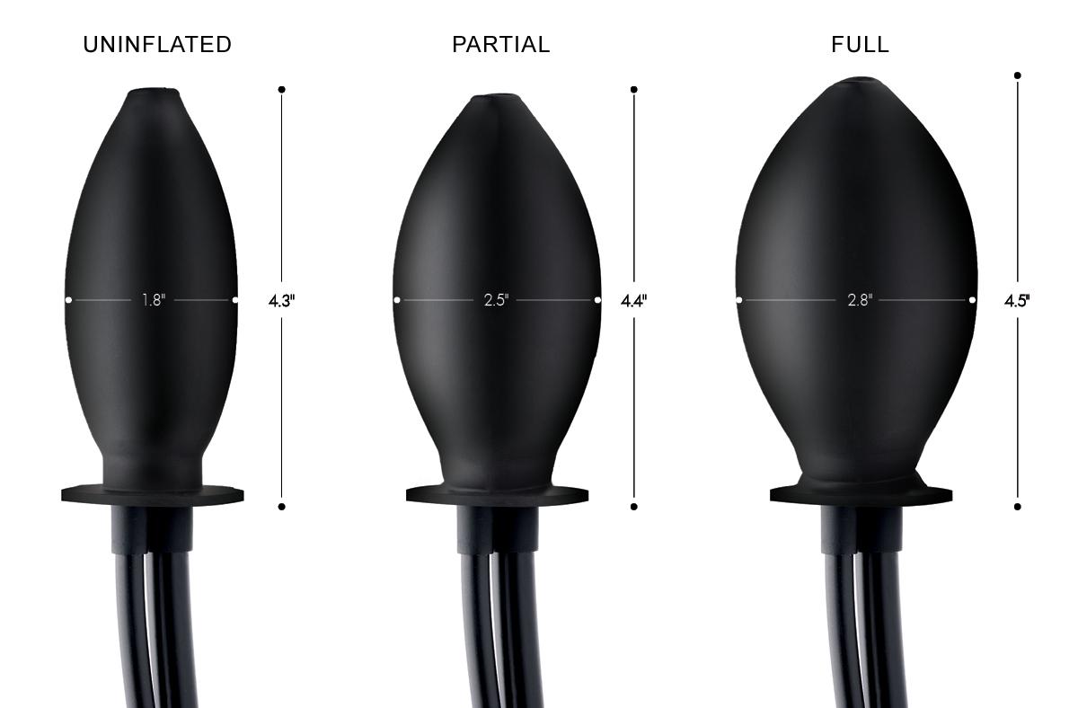 Clean Stream Inflatable Enema Plug