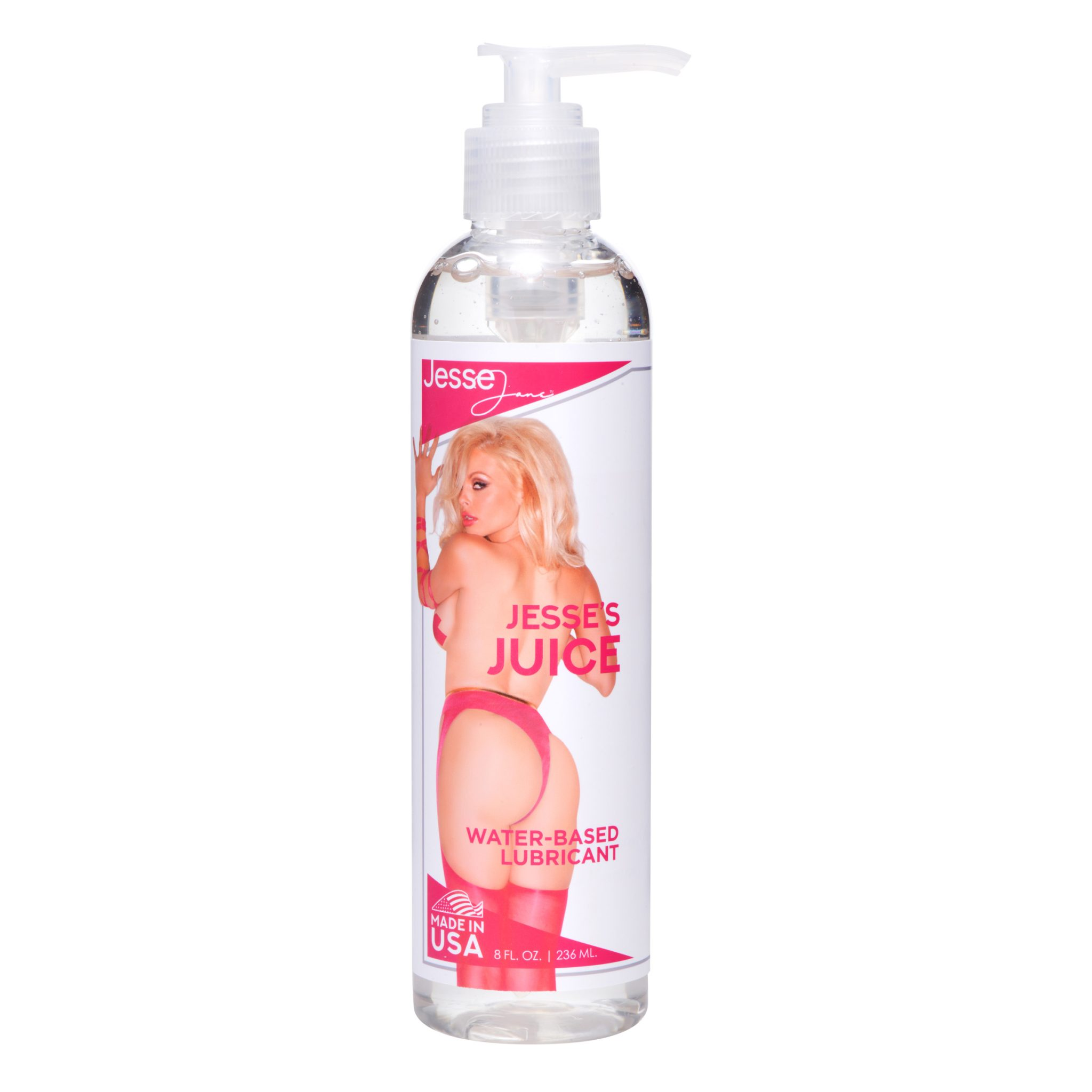 Jesses Juice Water-Based Lubricant- 8 oz