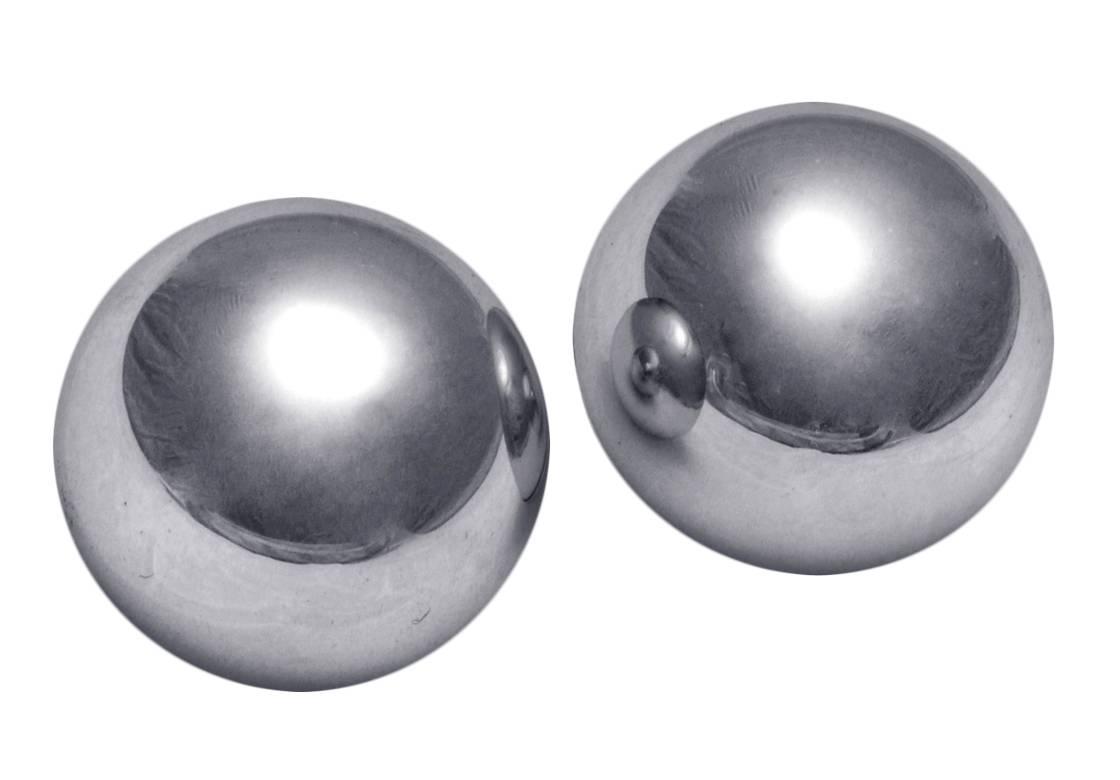 Large Steel Orgasm Balls