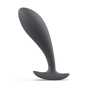 b Swish Bfilled Basic Slate Prostate Massager