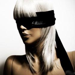 Bijoux Indiscrets Shhh – Satin Luxury Blindfold