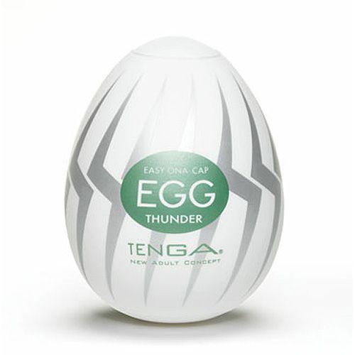 Tenga Thunder Egg Masturbator
