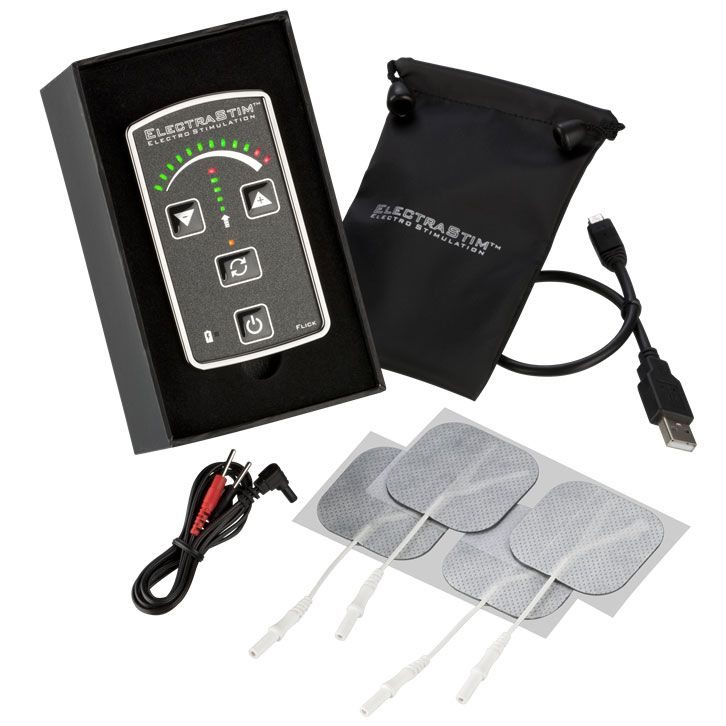 ElectraStim set for electro sex
