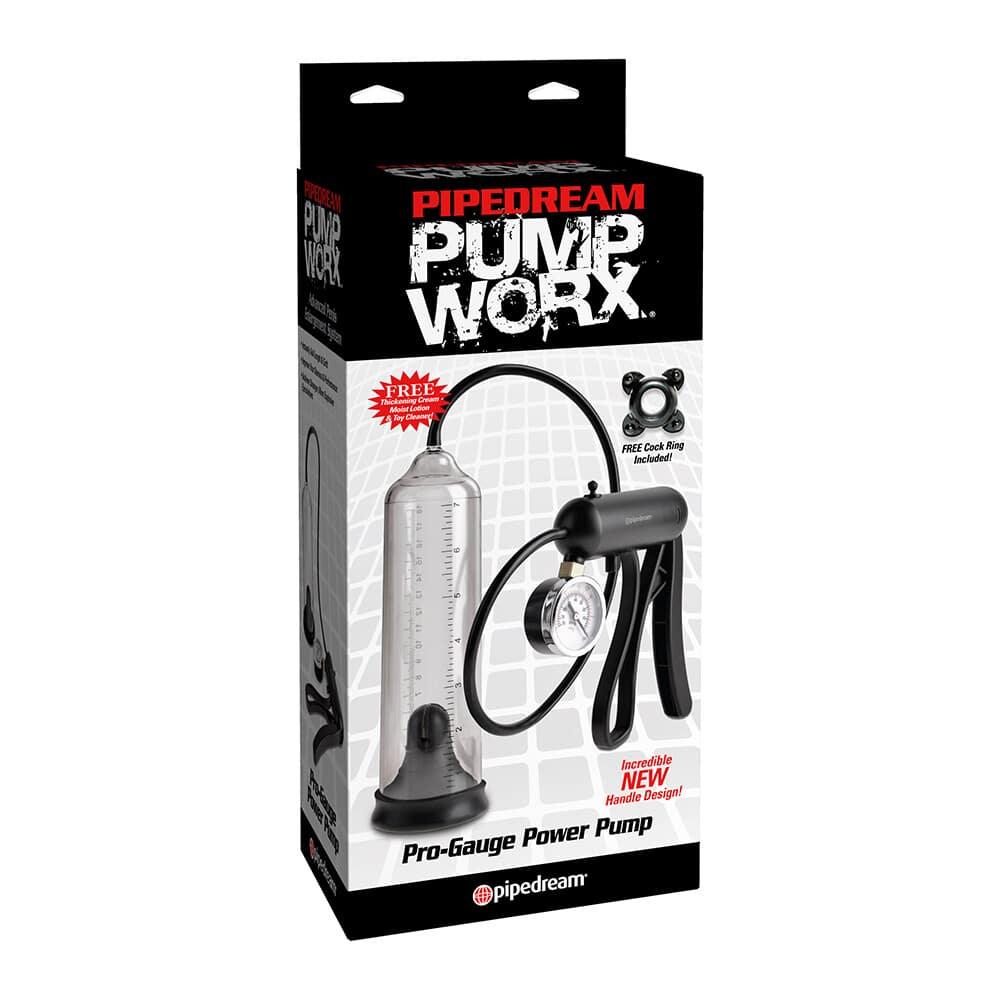 Pump Worx ProGauge Power Pump
