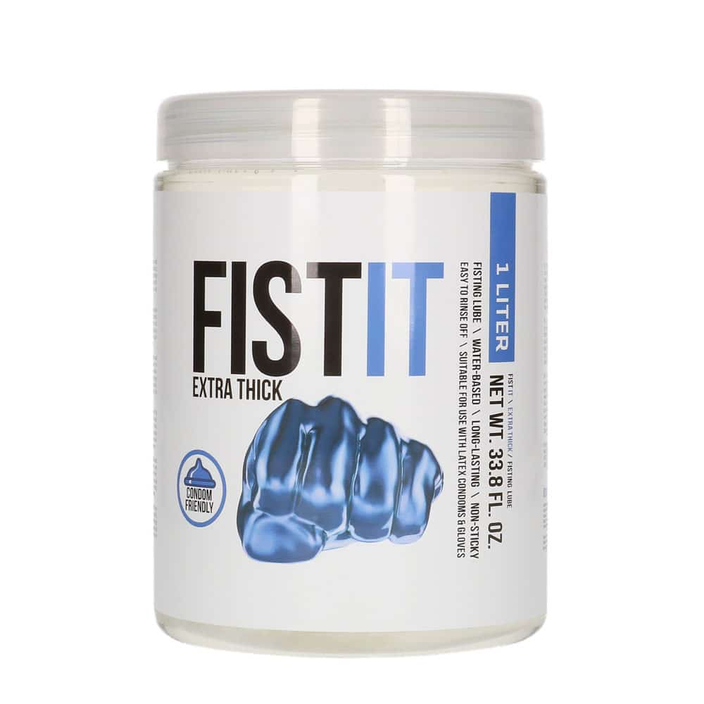Fist It Extra Thick 1000ML Lubricant
