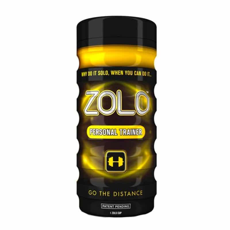 Zolo Personal Trainer Masturbator Cup