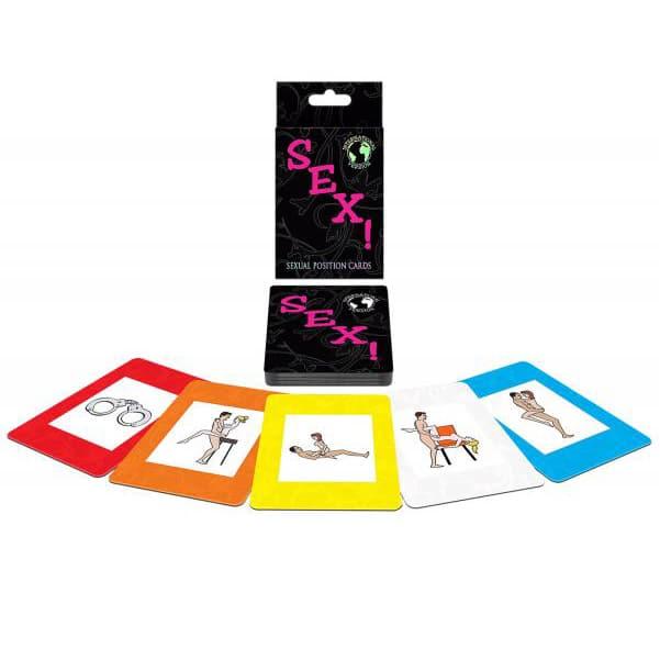 Sex! cards